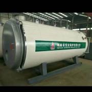 供应湖南娄底1-20吨天然气蒸汽锅炉
